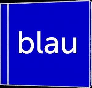 Vorverkauf blaues Album